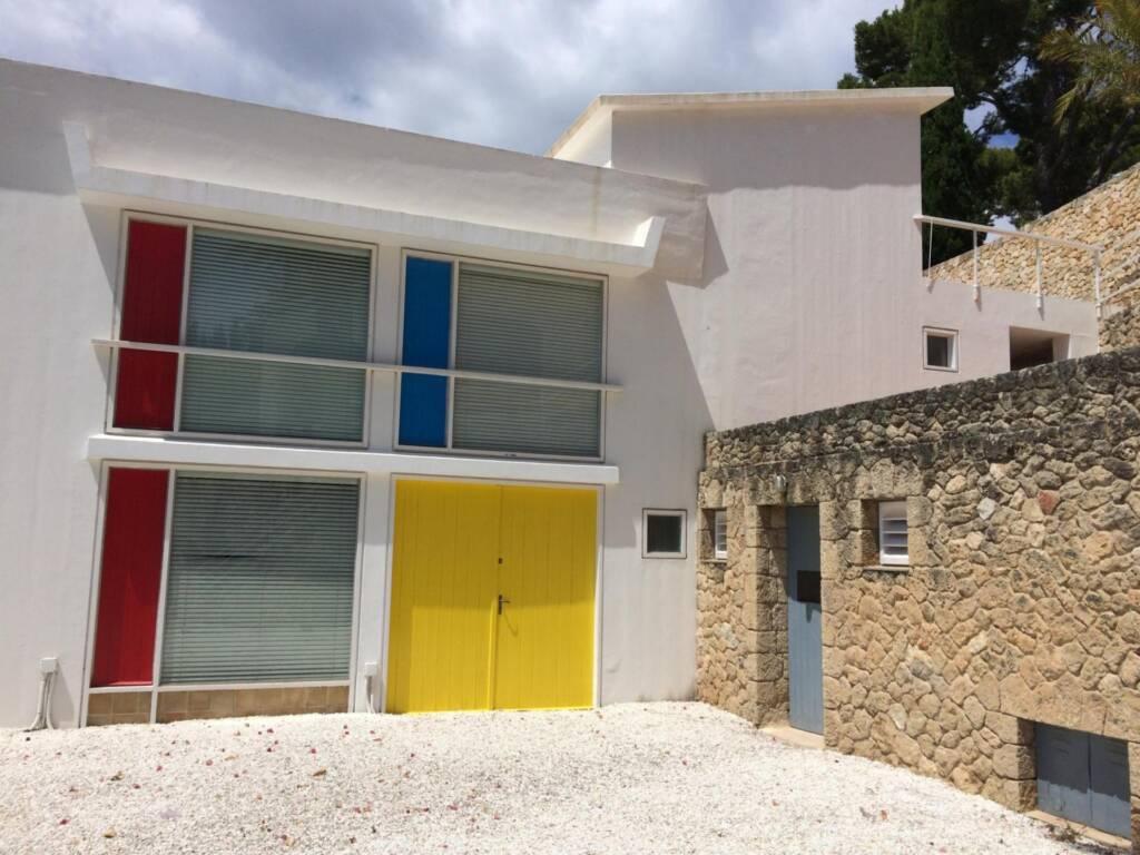 Atelier de Miro à Palma de Majorque dessiné et conçu par l'architecte Catalan Joseph Lluis Sert
