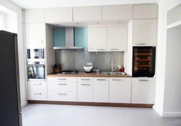 Rénovation de la cuisine d'une maison nantaise