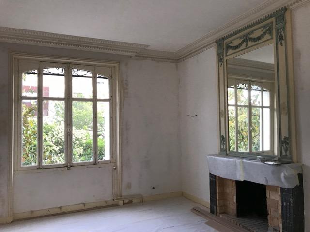 Rénovation maison nantaisepar Amélie Beaumont, Décoratrice UFDI à Nantes et Pays de Loire 44 : Avant travaux